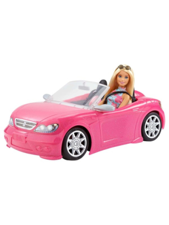 Doll and Vehicle