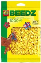 Ironing beads-yellow 1000pcs.