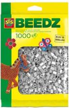 Ironing beads-gray 1000pcs.
