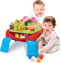 Baby Clemmy Bumba - Activity table