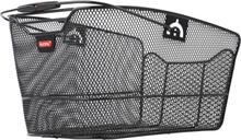 KlickFix Citymax Basket GTA black 2020 Cykelkorgar för pakethållare