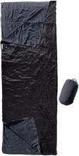 Cocoon Outdoor Blanket/Sleeping Bag black/slate blue Right Zipper 2020 Sovsäck