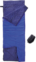 Cocoon Tropic Traveler Sleeping Bag Nylon Regular royal blue/tuareg Right Zipper 2020 Sovsäck