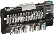 Bit-Sortiment, Tool-Check Automotive 1, 38-teilig