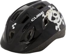 Cube Skull Kids Helmet Barn black 48-52cm 2016 Barn- og juniorhjelmer