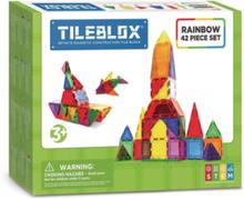 Tileblox Rainbow set 42dlg.