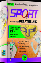 SleepRight Sport Breathe Aid