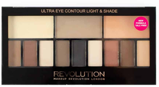 Makeup Revolution Ultra Eye Contour Light and Shade