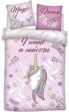 Duvet cover Unicorn -