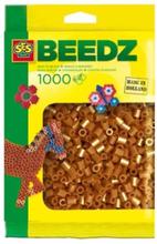 Ironing beads-Brown 1000pcs.