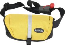 NRS Kayak Tow Line, yellow 2019 Tilbehør til gummibåde