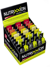Nutrixxion Energy Gel Box 24 x 44g Mixed 2020 Gels & Smoothies
