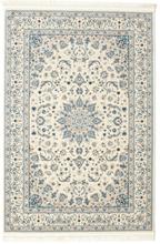 Nain Emilia - Cream / Ljus Blå matta 160x230 Orientalisk Matta
