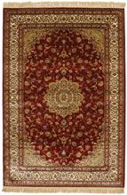 Nahal - Rost matta 160x230 Orientalisk Matta