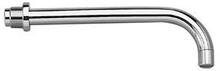 Vola 225 mm fast tut med luftinnblander - børstet krom
