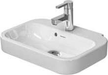 Duravit Happy D.2 håndvask m/afrundet bagkant 50 cm