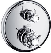 AXOR Montreux duschblandare med termostat & omkastare, 2 funktioner, till inbyggning - Krom