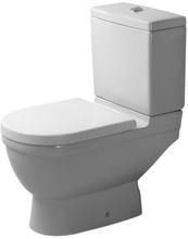 Duravit Starck 3 toalett m/S-lås & wondergliss, hvit