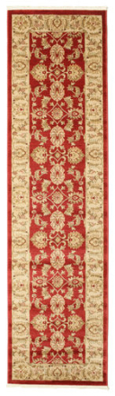 Ziegler Kaspin - Röd matta 80x300 Orientalisk, Avlång Matta