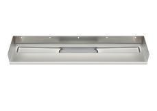 Unidrain HighLine 1001 Avløpsarmatur, 1000 mm, Mellom to vegger