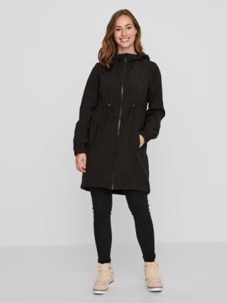 MAMA.LICIOUS 3-i-1 Softshell Jacket Women Black
