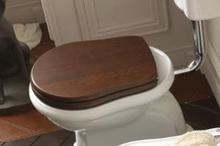 Lavabo Retro toalettsete, brun