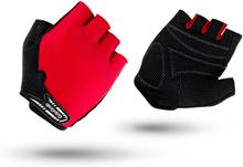 GripGrab X-Trainer Short Finger Gloves Kids red L 2020 Cykelhandskar för barn