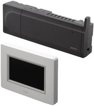 Uponor Smatrix Wave PLUS trådlös kontrollenhet och Betjäningspanel