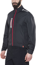 Cube Blackline Rain Jacket Herre black'n'white'n'red M 2018 Racingjakker
