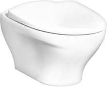 Gustavsberg Estetic 8330 vägghängd toalett, vit, m/soft close & quick release sits