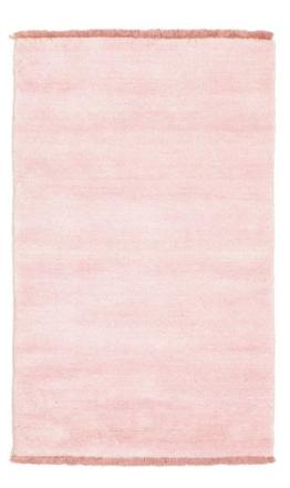 Handloom fringes - Rosa matta 60x90 Modern Matta