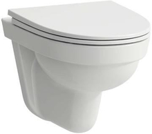 Laufen Kompas væghængt toilet.