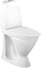 Ifö Sign toalett med p-lås, 650x355 mm, skruvmontering - Hög modell