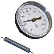 Fastspenningstermometer