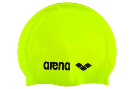 arena Classic Silicone Badehette Grønn 2019 Badehetter