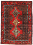 Senneh matta 126x174 Persisk Matta