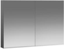 Ifö Option Spegelskåp OSSN 900x640 mm, Grafitgrå