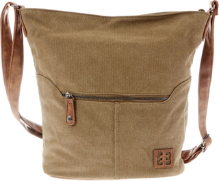 Enrico Benetti Kanvas taske med ét hovedrum