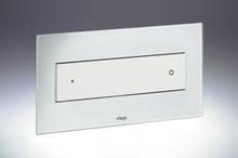 Viega Visign for Style 12 betjeningsplade, hvid