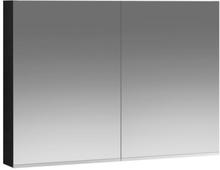 Ifö Option Spegelskåp OSSN 900x640 mm, Svart ek