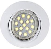 Nordlux Triton Indbygningsspots 3-Kit 3W/827 LED GU10, Hvit