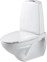 Ifö Sign vägghängd toalett 6893 inkl. Ifö sign hårdsits vit