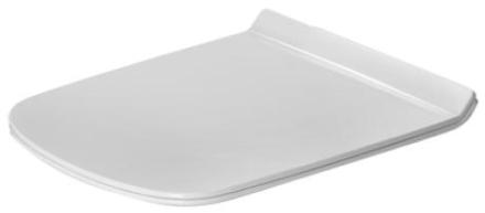Duravit Happy D.2 vegghengt toalett m/skjult montering, hvit