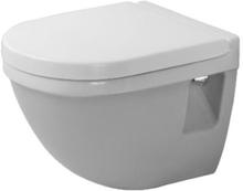 Duravit Starck 3 væghængt Compact toilet