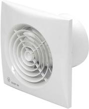 Thermex Silent 300 CRZ badventilator med timer Ø150 mm i hvid