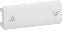 LK IHC Wireless Fuga Tangent for op/ned, Hvid