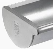 VM Zinc endebund nr. 12, venstre, zink