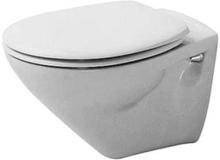 Duravit Duraplus væghængt toilet