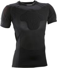Race Face Flank Core Protection Jersey Stealth D3O Men L 2020 Bryst- og Ryggbeskyttere