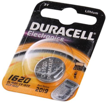 Duracell Electronics CR1620 Lithium Batteri - 1 stk.